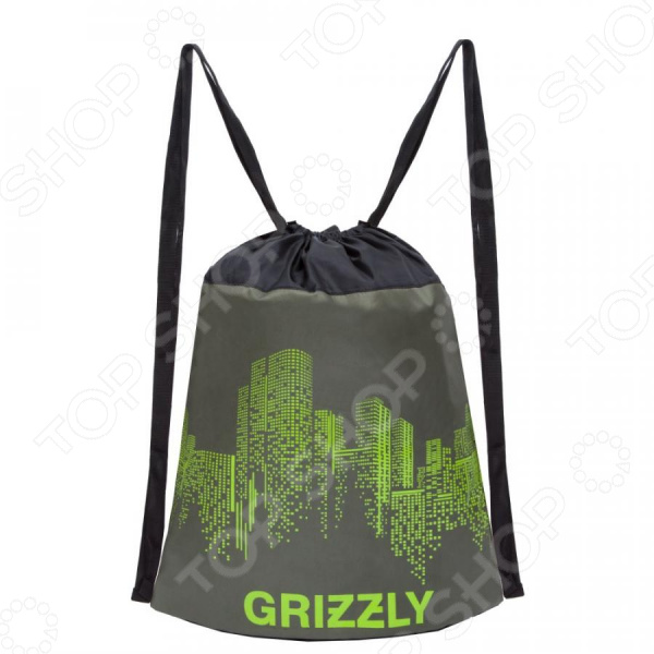 Мешок для обуви Grizzly OM-846-2