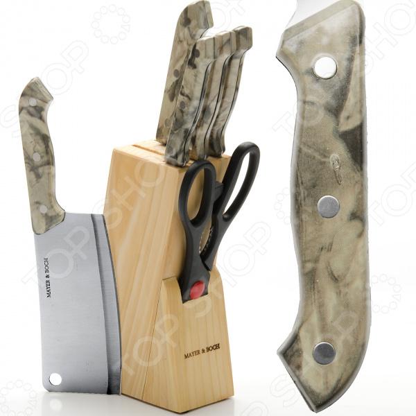 Набор ножей Mayer&Boch MB-396 набор ножей mayer and boch mb 24135