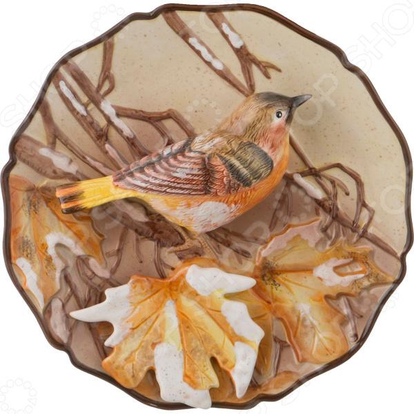 Тарелка декоративная Lefard «Птица» 59-232 тарелка декоративная lefard 59 565