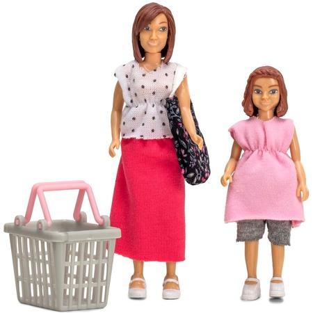 Купить Набор кукол Lundby «Мама и дочка»