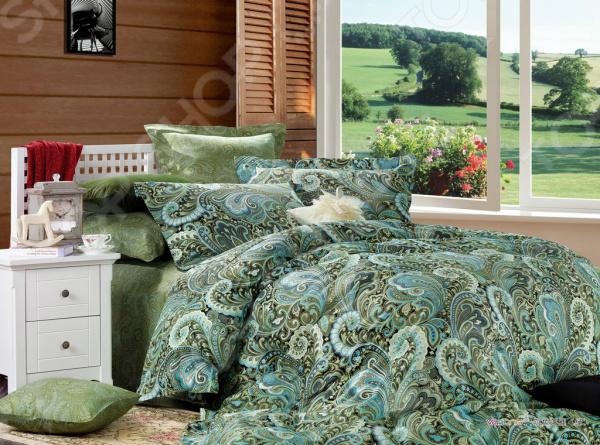 Комплект постельного белья Эго «Шик». 1,5-спальный Эго - артикул: 1659257