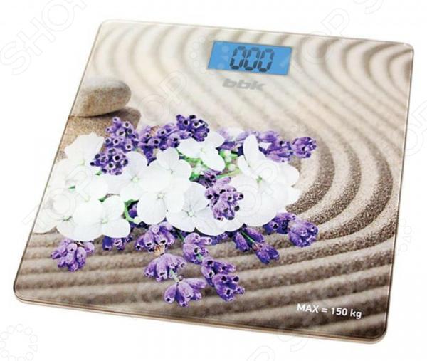 Весы BBK BCS 3002 G «Сад камней»