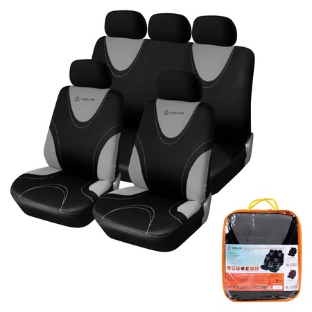Купить Набор чехлов для задних и передних сидений Airline RS-1k