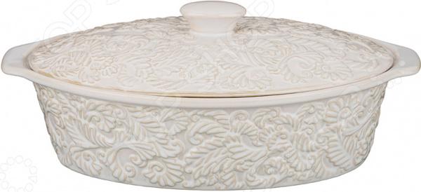 Блюдо для запекания с крышкой Agness 536-175
