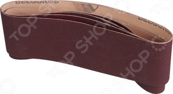 Набор лент для ленточных шлифмашин Archimedes 91307 набор лент для ленточных шлифмашин bosch best for wood 100x610 мм 3 шт
