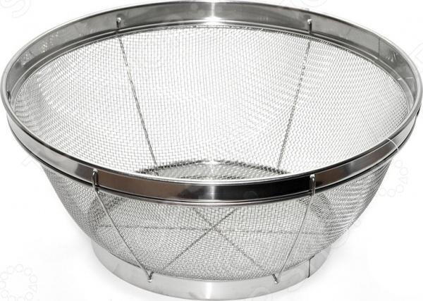 Дуршлаг-сито Мультидом на подставке алтарь фарфор сетка сито и подставка для gongfu чая