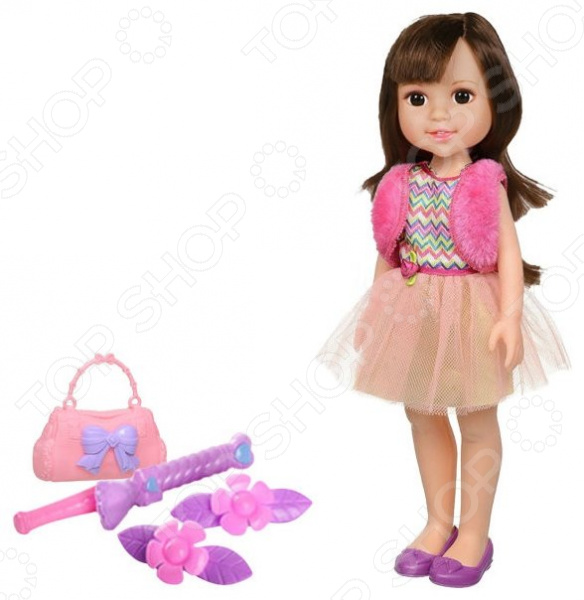 Кукла с аксессуарами 1 Toy «Красотка. День Рождения» Т10281