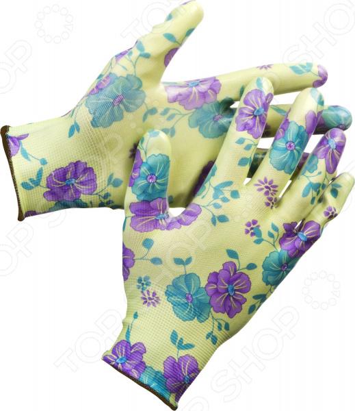 Перчатки садовые Grinda 11295 Перчатки садовые Grinda 11295-S /S-M