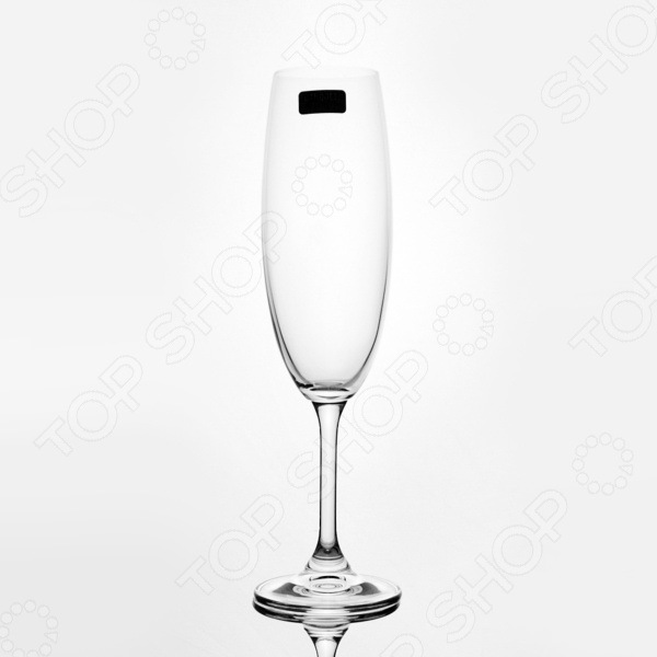 Набор бокалов Banquet Crystal 02B4G006210 набор бокалов crystalex ангела оптика отводка зол 6шт 400мл бренди стекло