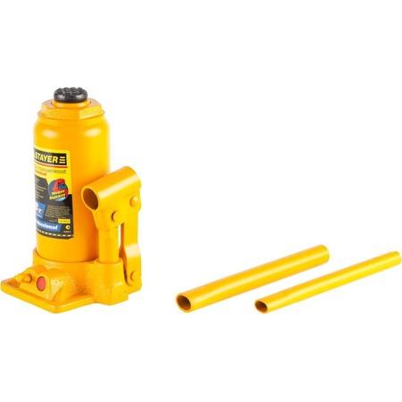 Купить Домкрат гидравлический бутылочный Stayer Profi 43160-K