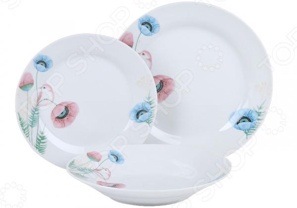 Набор столовой посуды Rosenberg RCE-100009