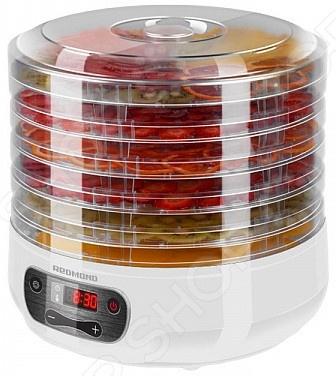 фото Сушилка для овощей и фруктов Redmond RFD-0158, Сушилки для овощей и фруктов