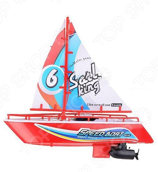 Игрушка на радиоуправлении 1 Toy «Яхта с парусом» игрушка на радиоуправлении