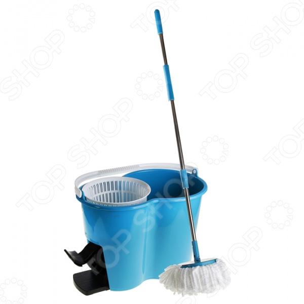 Комплект для уборки Rotating Mop. В ассортименте