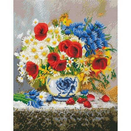 Купить Набор для творчества Color Kit «Алмазная мозаика». Рисунок: «Пряное лето»