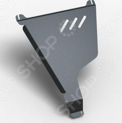 Комплект: защита раздаточной коробки и крепеж Novline-Autofamily Chevrolet Niva 2009 (2 мм): 1,7 бензин МКПП чехол на сиденье skyway chevrolet cobalt седан ch2 2