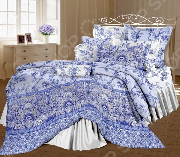 Комплект постельного белья Романтика «Волшебный сад»