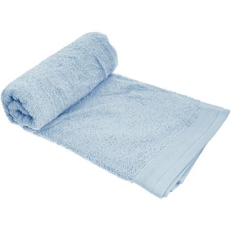 Купить Полотенце махровое Guten Morgen. Цвет: голубой