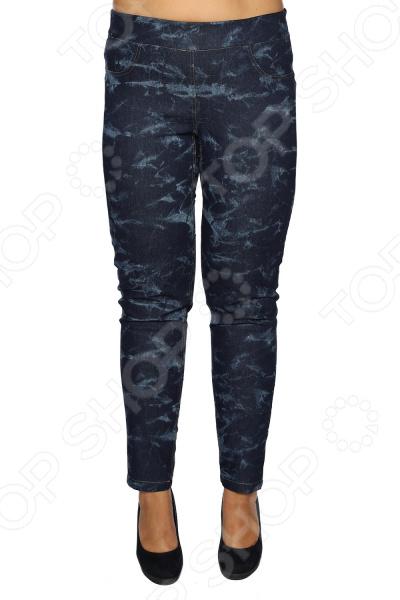 Джинсы VEAS «Плавные линии». Цвет: темно-синий джинсы rica lewis ц темно синий р 36
