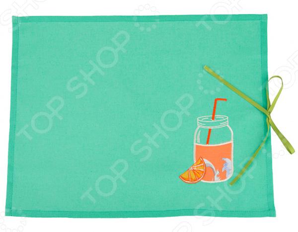 Салфетка для сервировки «Смузи. Апельсин» 850-453-20