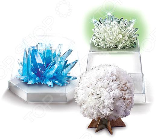 Набор для выращивания кристаллов 4M «Изучение кристаллов» 4m набор авиатор 4м