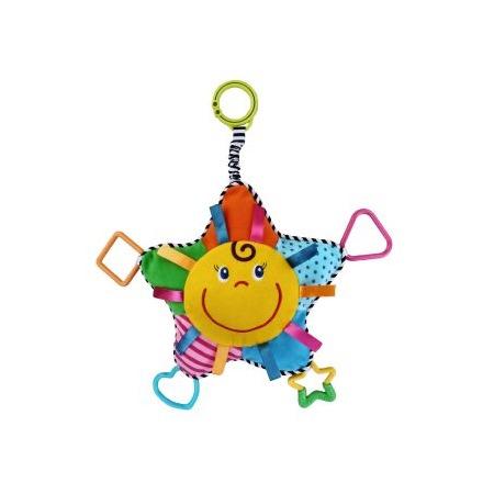 Купить Игрушка подвесная Жирафики «Солнышко с прорезывателями»
