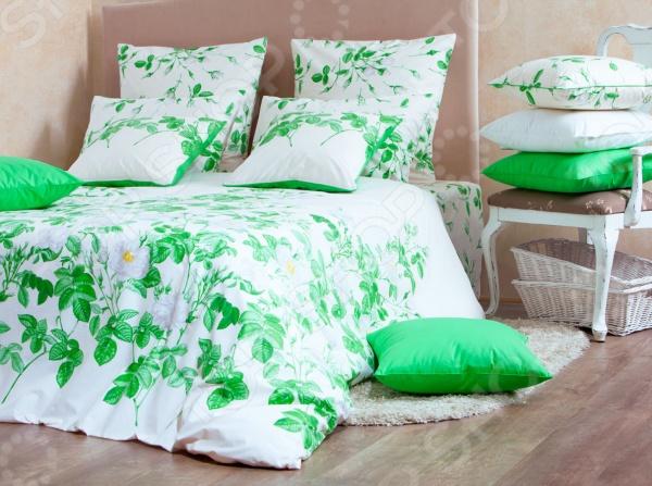 Комплект постельного белья MIRAROSSI Patrizia white комплект постельного белья mirarossi veronica pink