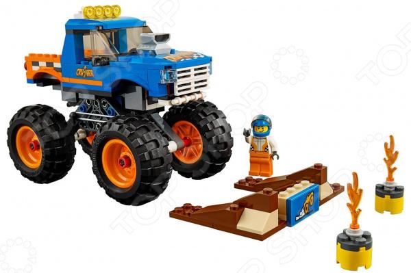 Конструктор-игрушка LEGO City Great Vehicles «Монстр-трак»