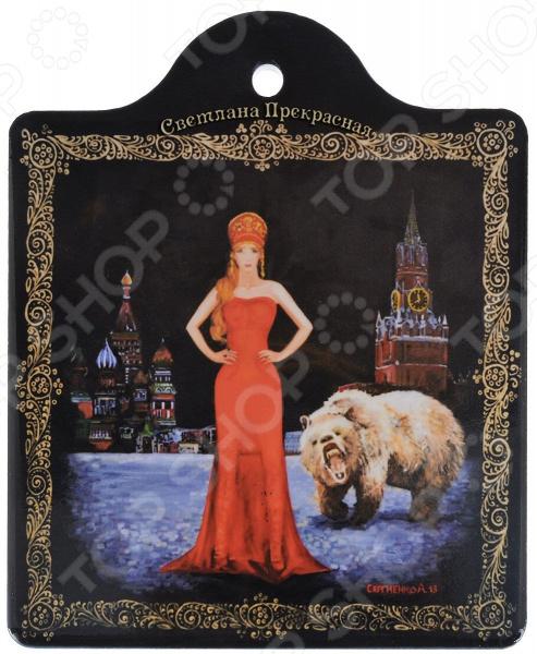 Подставка под горячее Gift'n'home «Русская красавица»