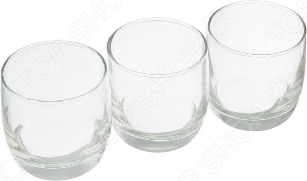 Набор стаканов Luminarc French Brasserie Vigne набор бокалов luminarc french brasserie 6шт 250мл д коньяка стекло