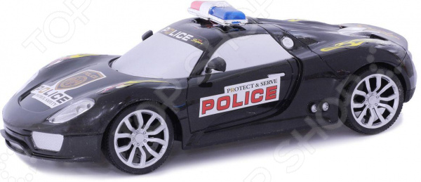 Машинка на радиоуправлении Taiko Police машинка на радиоуправлении taiko player extreme racer