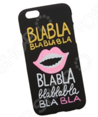 Чехол для телефона для iPhone 6/6s Cococ. Bla Bla Bla цена