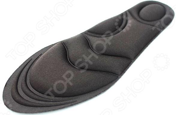 Стельки анатомические мягкие Fudo Kagaku Soft Fit с антибактериальным эффектом для спортивной обуви цена
