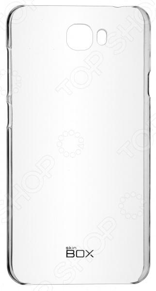 Чехол защитный skinBOX 4People Crystal для Huawei Y5 II/5A