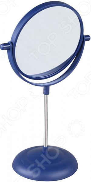 Зеркало косметическое на подставке Rosenberg RPL-775001 зеркало косметическое rosenberg 3908