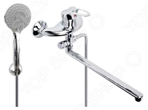 Смеситель для ванны и умывальника Argo Olio 40-L35L/D смеситель для кухни argo olio 40 01