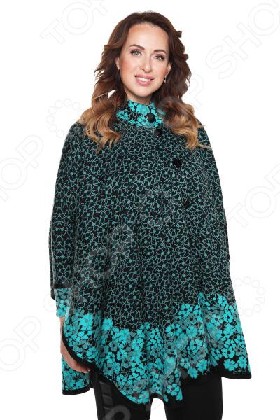 Пончо Milana Style «Весенняя красавица» платье milana style milana style mi038ewxjv28