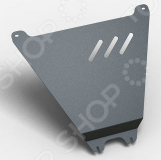 цена на Комплект: защита раздаточной коробки и крепеж NLZ Chevrolet Trailblazer 2013: 2,8 дизель/3,6 бензин АКПП