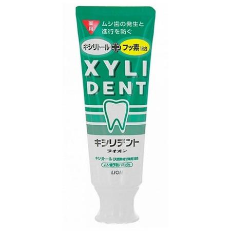 Купить Зубная паста Lion Xylident со фтором