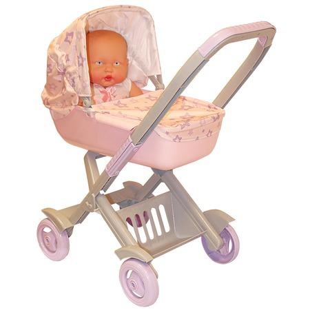 Купить Коляска для куклы Огонек С-1498
