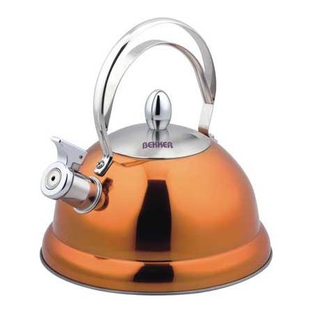 Купить Чайник металлический Bekker BK-S427. В ассортименте