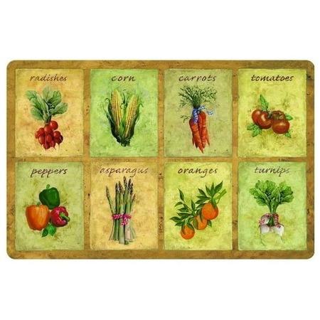 Купить Коврик Apache Veggie Panels