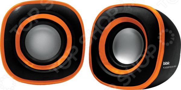Комплект компьютерной акустики BBK CA-301S bbk bta190