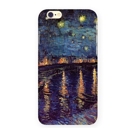 Купить Чехол для iPhone 6 Mitya Veselkov «Ван Гог: Ночь над Роной»
