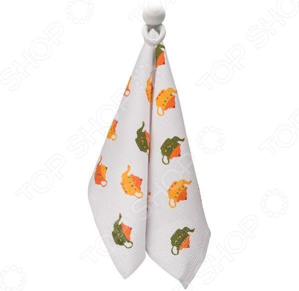 Полотенце вафельное Santalino 825-028 полотенце для кухни арти м пасхальные традиции