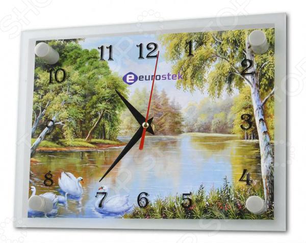 Часы настенные Eurostek «Природа» 2026