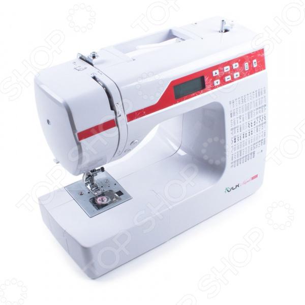 Швейная машина VLK Napoli 2850 швейная машина vlk napoli 2400