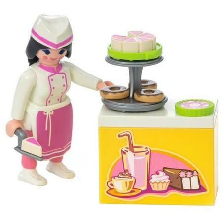 Купить Игровой набор Playmobil «Экстра-набор: Шеф-кондитер»