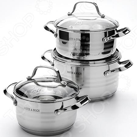 Набор посуды для готовки Mayer&Boch MB-24041