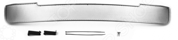 Сетка на бампер внешняя Arbori для Ford Focus III, 2015 сетка на бампер внешняя arbori soty для ford mondeo 2015